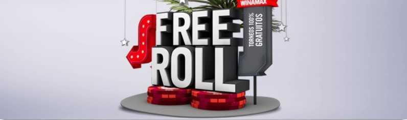 Winamax poker free roll