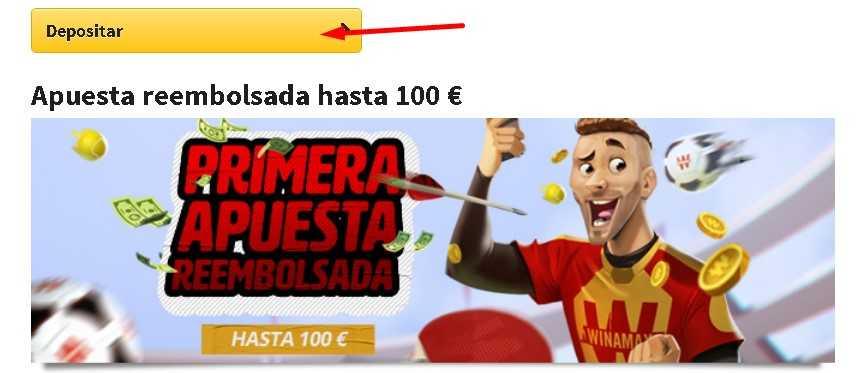 Winamax register bonus