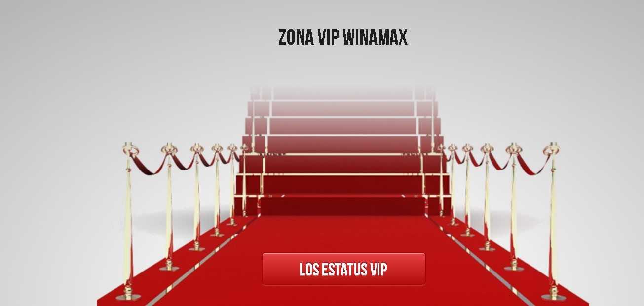 Winamax VIP